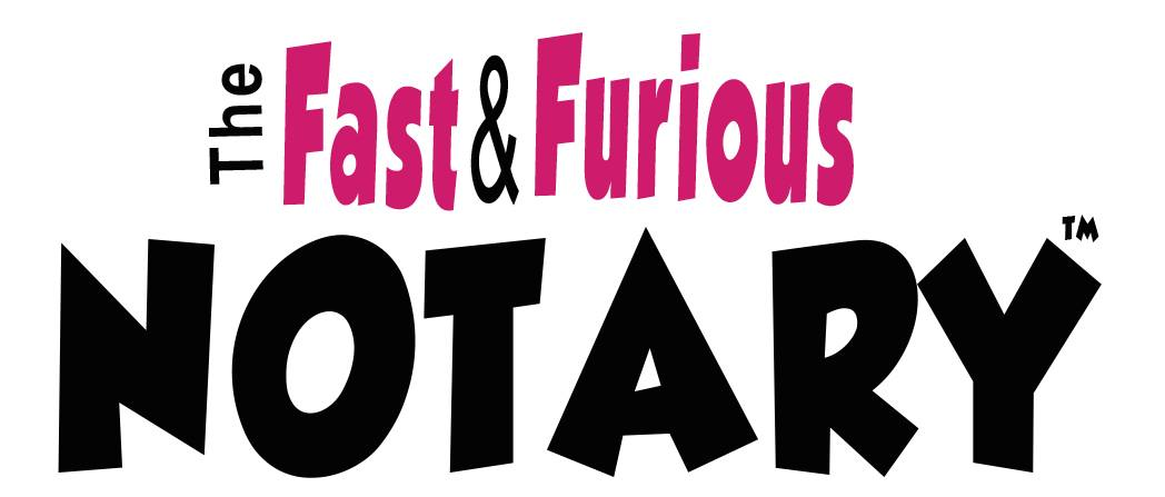 Fast & Furious Notary Public - California Online Courses
